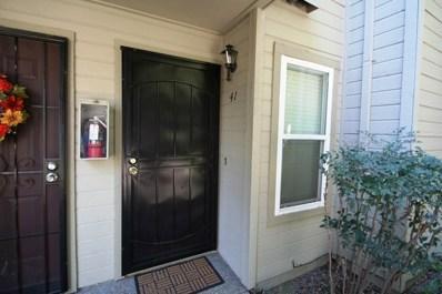 9123 Newhall Drive UNIT 41, Sacramento, CA 95826 - MLS#: 18059411