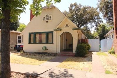 332 E Monterey Avenue, Stockton, CA 95204 - MLS#: 18060022