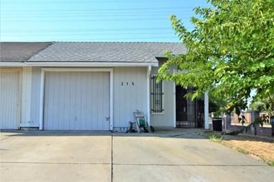 215 Prairie Circle, Sacramento, CA 95828 - MLS#: 18060693