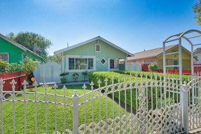 413 S 3rd Street, Patterson, CA 95363 - MLS#: 18062139