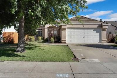 5419 Governor Circle, Stockton, CA 95210 - MLS#: 18062831
