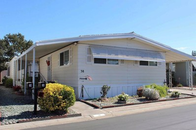 38 Calle Susana, Elk Grove, CA 95624 - MLS#: 18063006