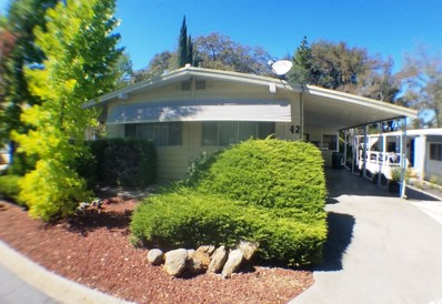 4700 Old French Town Road UNIT 42, Shingle Springs, CA 95682 - MLS#: 18063418