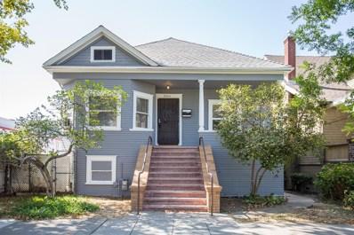 2816 P Street, Sacramento, CA 95816 - MLS#: 18064164