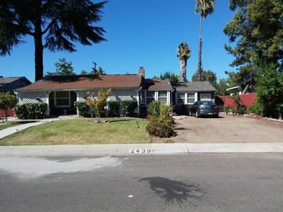2439 W Euclid Avenue, Stockton, CA 95204 - MLS#: 18064720
