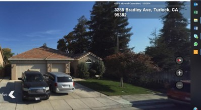 3282 Bradley Avenue, Turlock, CA 95382 - MLS#: 18065926