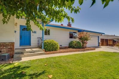 601 Garcia Avenue, Roseville, CA 95678 - MLS#: 18066187