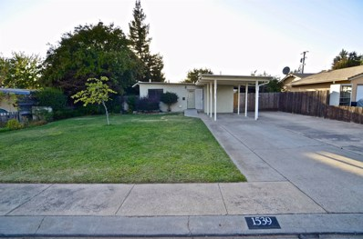 1539 Prichard Avenue, Modesto, CA 95358 - MLS#: 18066370