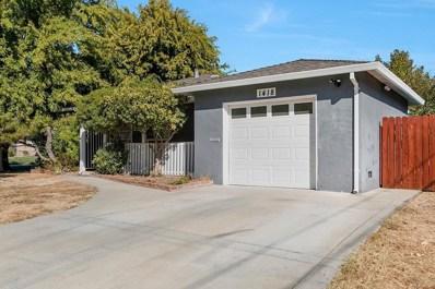 1418 Palomar Circle, Sacramento, CA 95831 - MLS#: 18066514