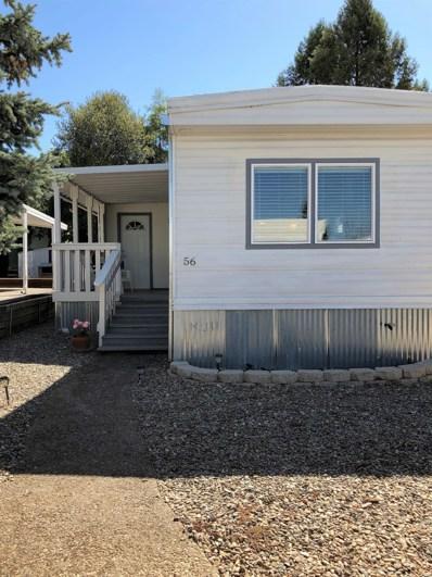 150 Clinton Road UNIT 56, Jackson, CA 95642 - MLS#: 18066621