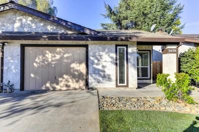 2430 Rashawn Drive, Rancho Cordova, CA 95670 - MLS#: 18067320