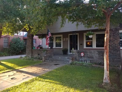 27 E Cleveland Street, Stockton, CA 95204 - MLS#: 18067634
