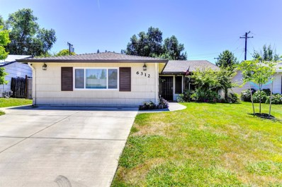 6312 Aslin Way, Carmichael, CA 95608 - MLS#: 18067985