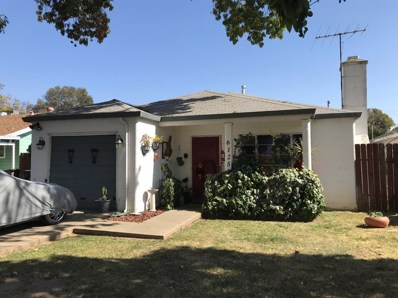 6125 24th Street, Sacramento, CA 95822 - MLS#: 18069959
