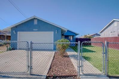 4819 Elm, Salida, CA 95368 - MLS#: 18069994