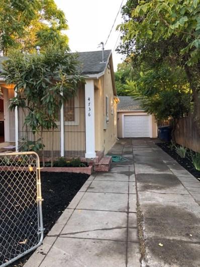 4736 Roosevelt Avenue, Sacramento, CA 95820 - MLS#: 18070499