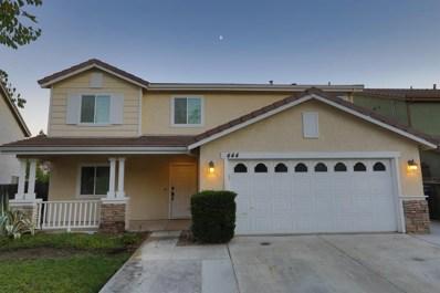 444 Glenbriar Circle, Tracy, CA 95377 - MLS#: 18071441