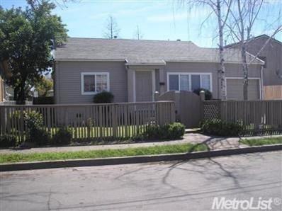 1704 Milton Street, Stockton, CA 95205 - MLS#: 18071685