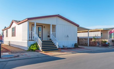 1400 N Tully UNIT 51, Turlock, CA 95382 - MLS#: 18072826