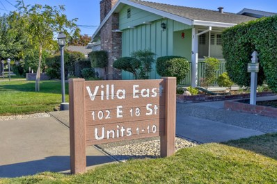 102 E 18th Street UNIT 10, Marysville, CA 95901 - MLS#: 18073508
