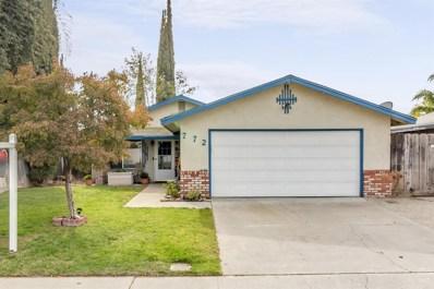 772 Camino Court, Manteca, CA 95336 - MLS#: 18074127