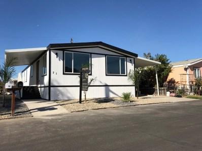 1459 Standiford Ave UNIT 71, Modesto, CA 95350 - MLS#: 18074250