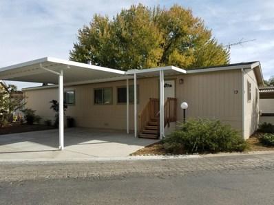 350 Pleasant Valley Road UNIT 13, Diamond Springs, CA 95619 - #: 18075332