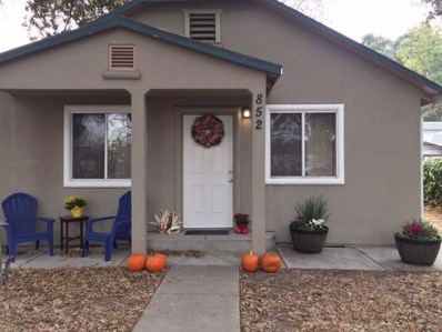 852 Bryte Avenue, West Sacramento, CA 95605 - MLS#: 18076233