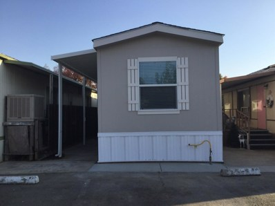 800 E F Street UNIT #27, Oakdale, CA 95361 - MLS#: 18076625