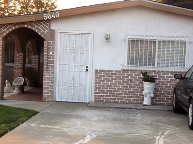 5640 79th Street, Sacramento, CA 95824 - MLS#: 18076773