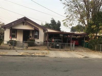 535 E 6th, Stockton, CA 95206 - MLS#: 18077284