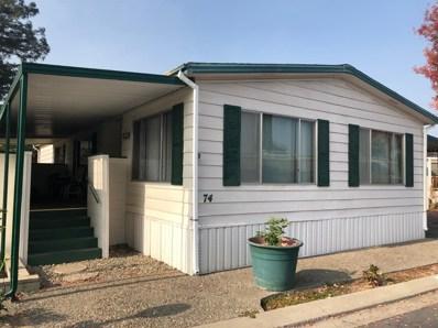 2621 Prescott Rd. UNIT 74, Modesto, CA 95350 - MLS#: 18078278