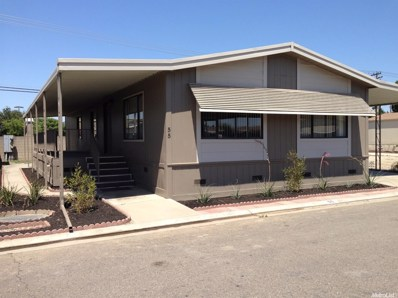 19960 American UNIT 55, Hilmar, CA 95324 - MLS#: 18079278