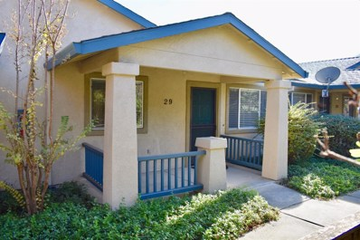 1707 Olympic Drive UNIT 29, Davis, CA 95616 - MLS#: 18079879