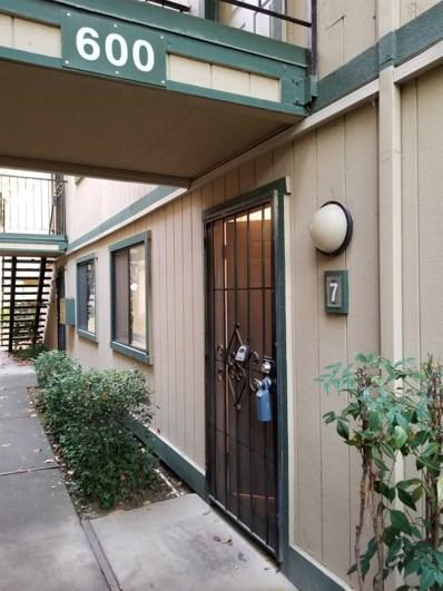 600 Del Verde Circle UNIT 7, Sacramento, CA 95833 - MLS#: 18080329