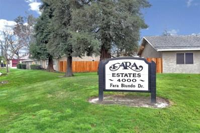 4000 Fara Biundo Drive UNIT 92, Modesto, CA 95355 - MLS#: 18080800
