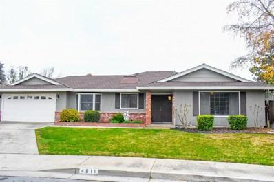4011 Rutgers Court, Merced, CA 95348 - MLS#: 18081329
