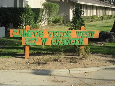 617 W Granger Avenue UNIT 45, Modesto, CA 95350 - MLS#: 18081810