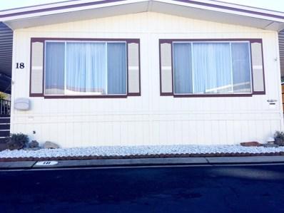 1200 S Carpenter Road UNIT 18, Modesto, CA 95351 - MLS#: 18083194
