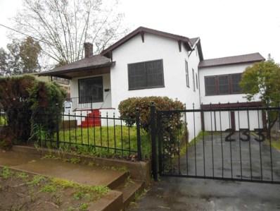 233 Hoffman Street, Jackson, CA 95642 - MLS#: 18600460