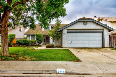 728 Kinshire Way, Patterson, CA 95363 - MLS#: 19002146