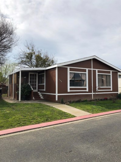 5901 Newbrook Circle UNIT 143, Riverbank, CA 95367 - MLS#: 19015219
