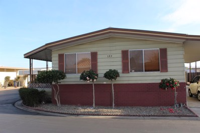 1400 E Tully Road UNIT 109, Turlock, CA 95380 - MLS#: 19020331