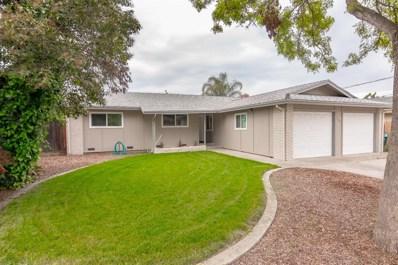 1001 Huntington Drive, Modesto, CA 95350 - MLS#: 19021089