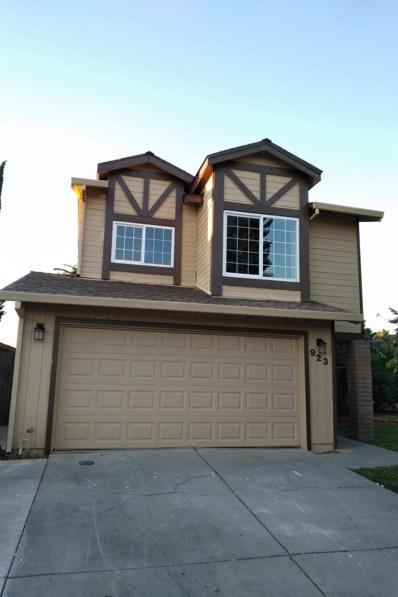923 Rancho Roble Way, Sacramento, CA 95834 - #: 19054873