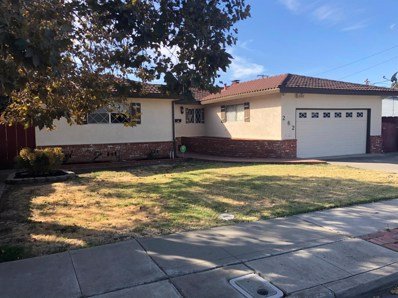262 W Whittier Avenue, Tracy, CA 95376 - MLS#: 19073422