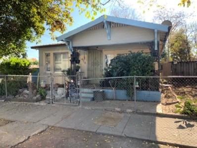418 E 2nd Street, Stockton, CA 95206 - MLS#: 19078386