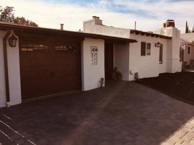 436 W Emerson Avenue, Tracy, CA 95376 - MLS#: 19078854