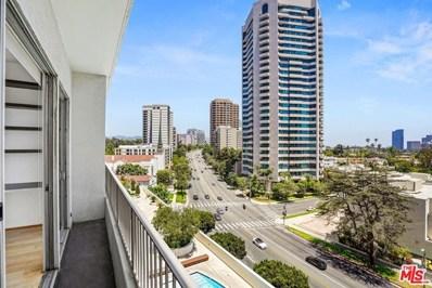 10501 Wilshire Boulevard UNIT 912, Los Angeles, CA 90024 - MLS#: 21758548