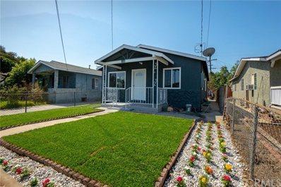 1728 E 67th Street, Los Angeles, CA 90001 - MLS#: CV21153366